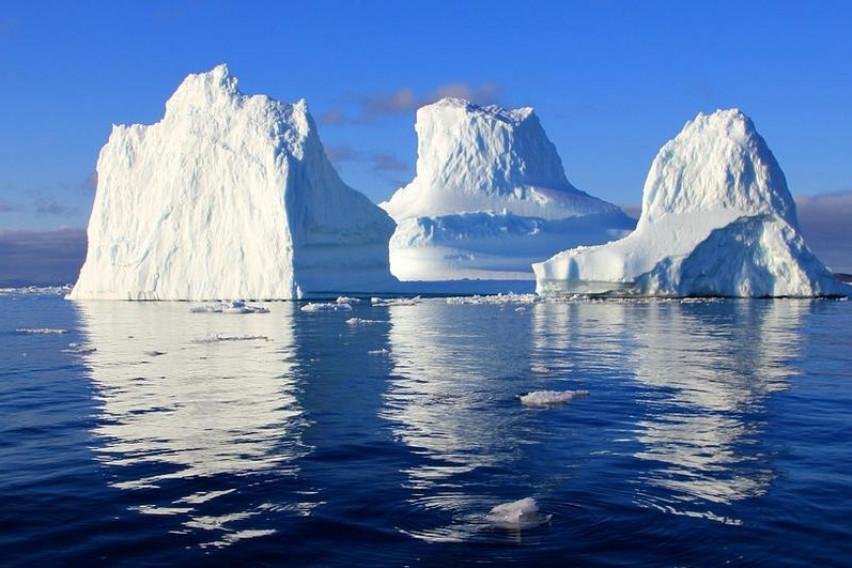 Истражување: Топењето на мразот зголемено за 60 проценти