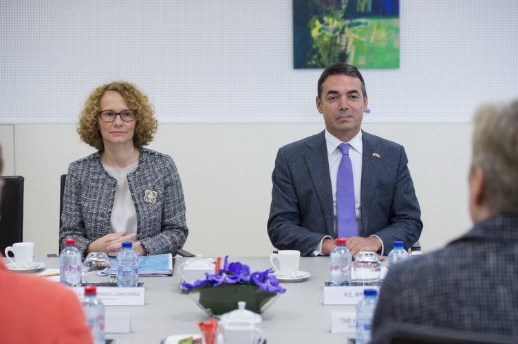 ДИМИТРОВ: С. Македонија не е подготвена за членство во ЕУ, но сакаме процесот да го користиме како алатка за европска демократија