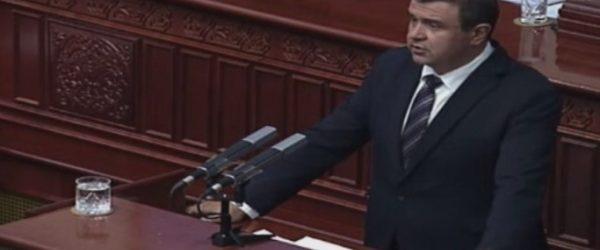 МИЦЕВСКИ: Утре, за законите од 36 седница сите пратеници на ВМРО-ДПМНЕ ќе бидат во салата! За 32 седница – не!