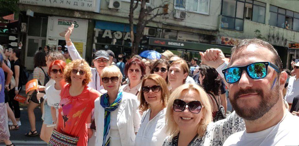 АНТИГОНА БРАЗДОВА: Парадата ви била заради европски вредности? Ајде да видиме…!