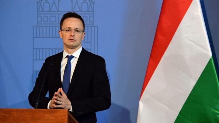 Сијарто: Унгарија е еден од најголемите поддржувачи на вашата земја во ЕУ