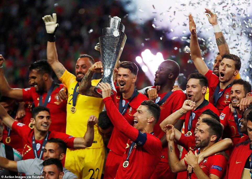 Лига на нации: Португалија прва, следат Холандија, Англија и Швајцарија