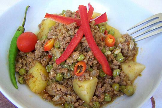 Рецепт за денеска: Рагу со мелено месо
