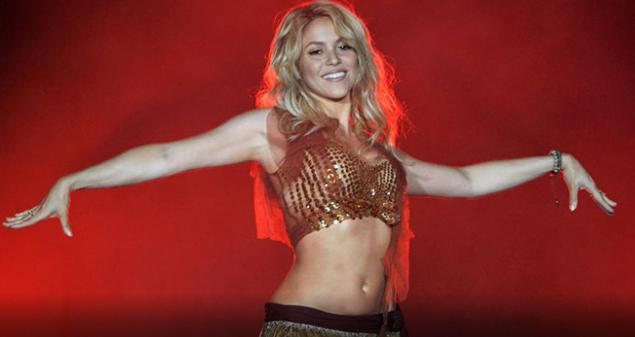 """Го """"запали"""" Инстаграм: Шакира го покажа новиот костим за капење (ФОТО / ВИДЕО)"""