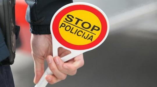 Скопско деноноќие: Стоп полиција и казна за 47 возачи кои возеле пребрзо