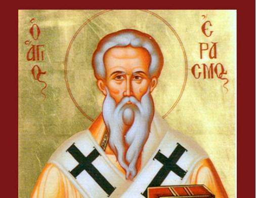 Чудата на св. Еразмо: Го оживеа детето на Анастас кое викна – Голем е Богот на христијаните