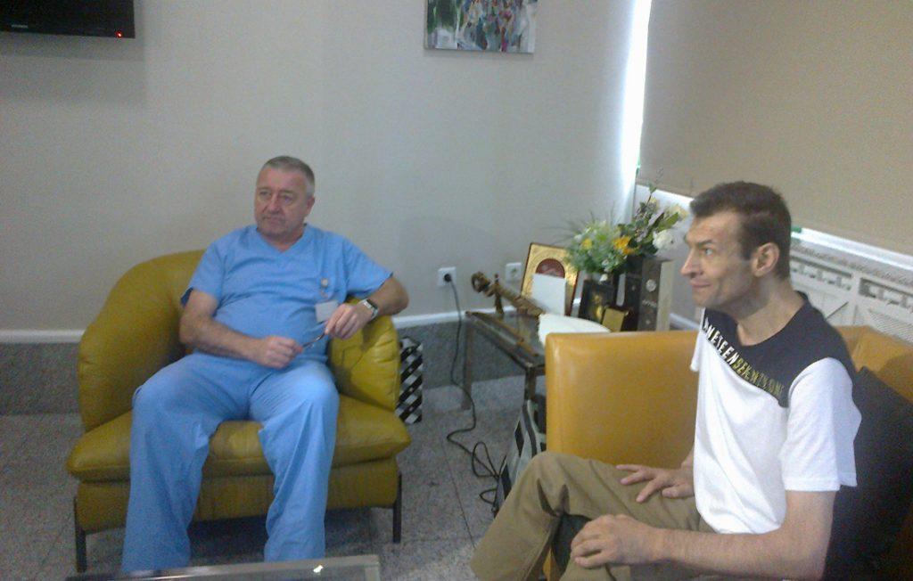 Николиќ: Итно менување на законот за трансплантација на срце