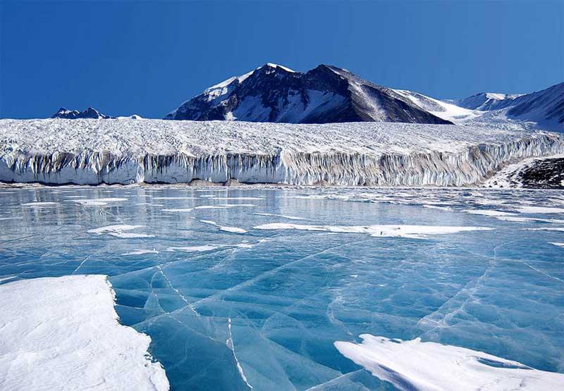 Температурата на Антарктикот повторно урива рекорди, измерени 20 степени Целзиусови