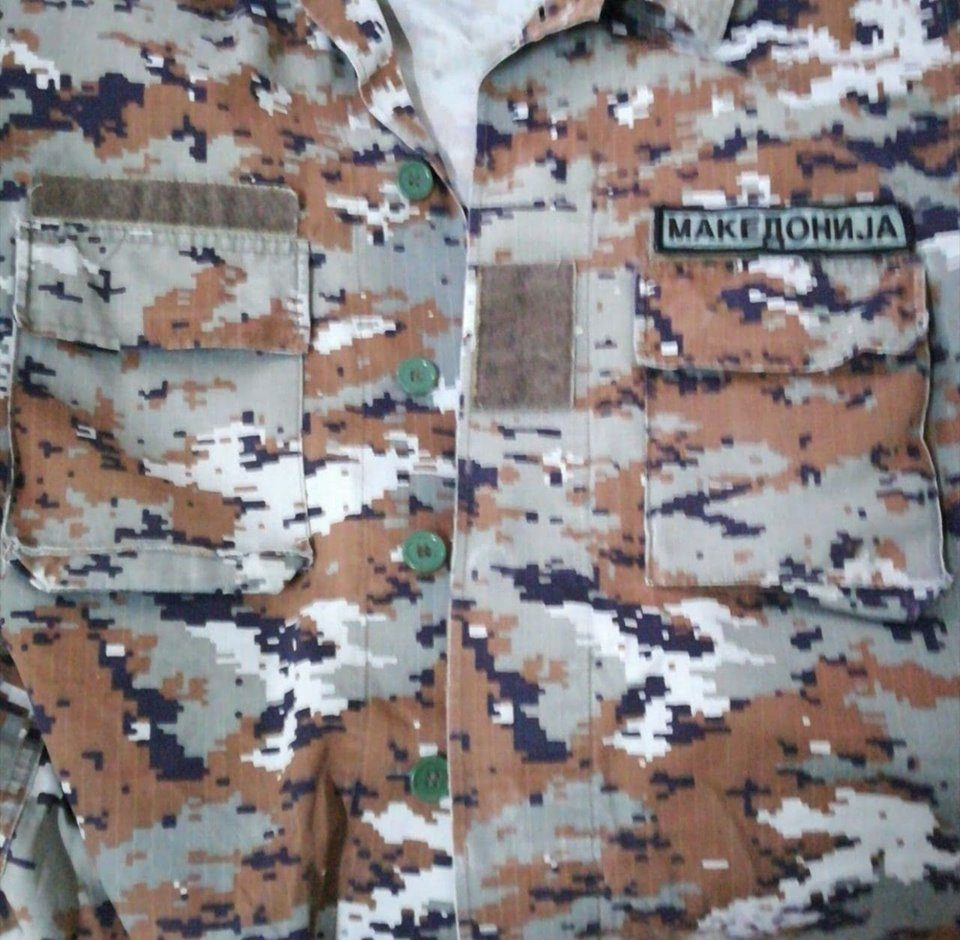 СТИГНА НАРЕДБА ДО ГАРНИЗОНИТЕ НА АРМ: Од униформите вадете го името Македонија