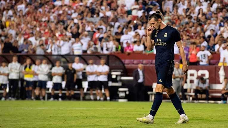 Реал Мадрид: Бејл, сепак, во составот за пријателскиот меч со Рома
