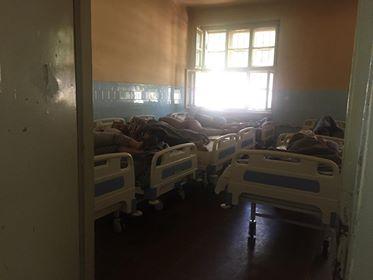 (ФОТО) Шокантни болнички слики!