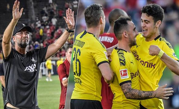 Турнеја: Борусија Дортмунд со 3:2 го победи Ливерпул во Индијана