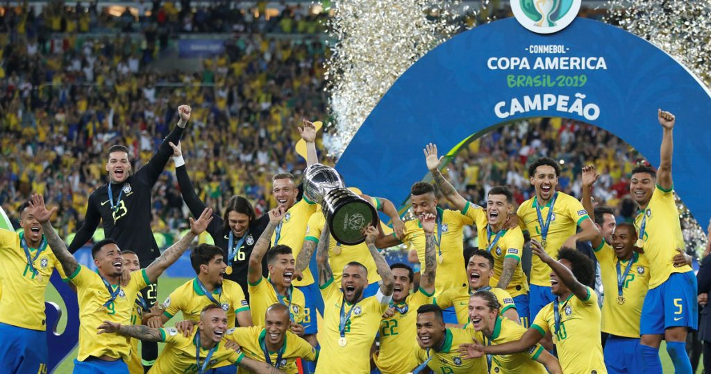 Копа Америка: Бразил е повторно шампион