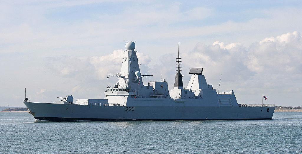 Највисоко предупредување на британските бродови околу Иран