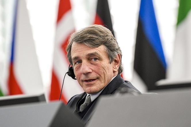 ПО ПАТУВАЊЕТО ВО ИТАЛИЈА: Претседателот на Европарламентот Сасоли е во самоизолација