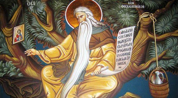 ОД КАЛЕНДАРОТ НА МПЦ: Денес е спомен на Преподобен Давид