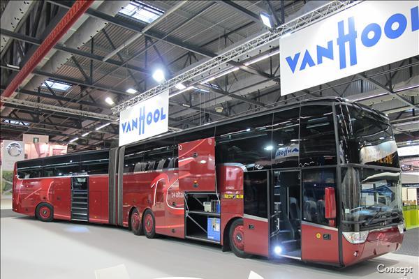 ПАРИСКИ ВЕСНИК: Ван Хол произведува повеќе автобуси во Македонија отколку во Белгија