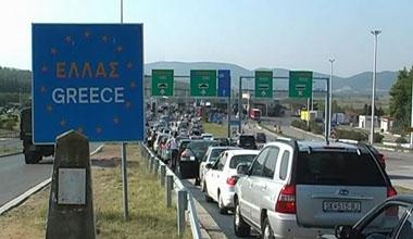НАМАЛЕНА ГУЖВАТА НА ГП БОГОРОДИЦА: За излез од Македонија во Грција се чека до 45 минути