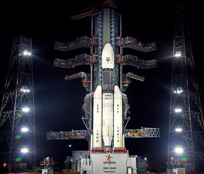 Технички проблеми: Индија утрово го одложи патувањето на Месечината