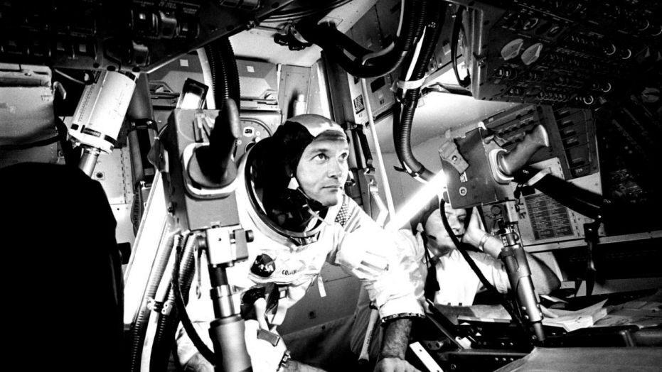 Олдрин: Луѓето да се вратат на Месечината и да одат на Марс