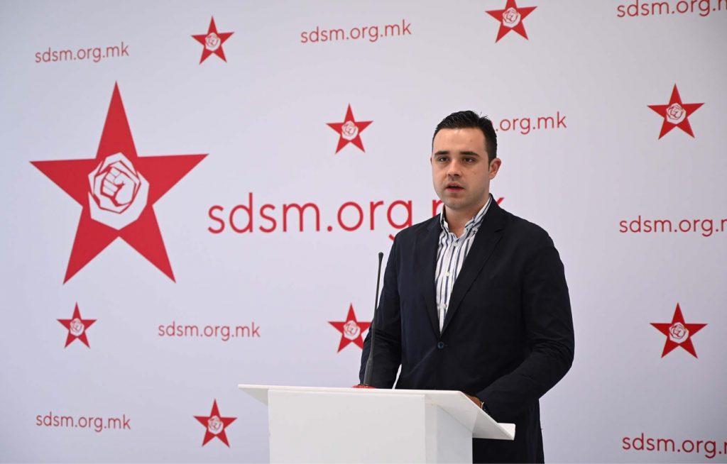 Костадинов: Еве што значат телефонските разговори на Заев со светските државници – со рекордно ниска невработеност до крајот на годината сме во НАТО