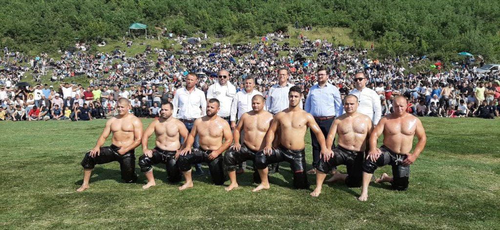 Министерство за култура: Пеливанството да се прогласи за културно добро на Македонија
