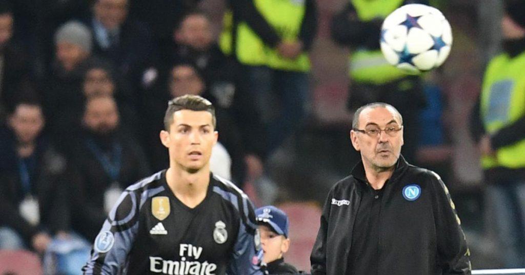 Јувентус: Уште на првиот меч искричења помеѓу Роналдо и Сари