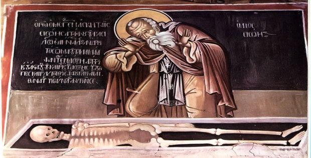 Преподобен Сисој Велики: Господ го дарувал болни да лекува и мртви да воскреснува