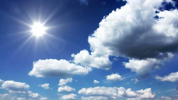 Време: Сончево до 38 степени, попладне дожд