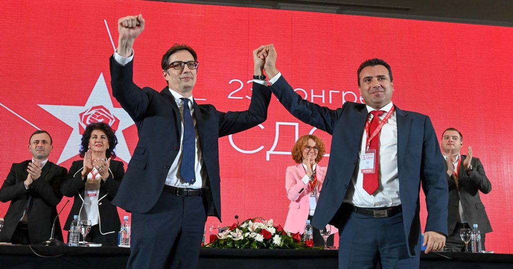 ВЛАДА: На Мечкин Камен за Илинден и за Гоце Делчев ќе говори Зоран Заев, а не Пендаровски