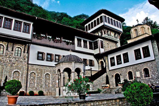 Записи и преданија: Колку е стар и како му е потеклото на манастирот Св. ЈованБигорски