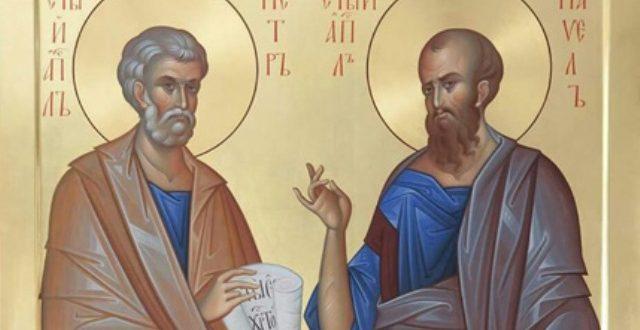 Денеска завршуваaт Петровденските пости: Утре се слави Петровден, задутре Павловден
