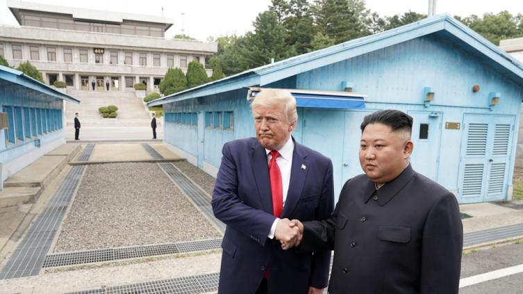КЦНА: Храбра одлука на Трамп и Ким за историски состанок