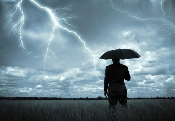 УХМР: Од утре дожд, грмежи и ветер