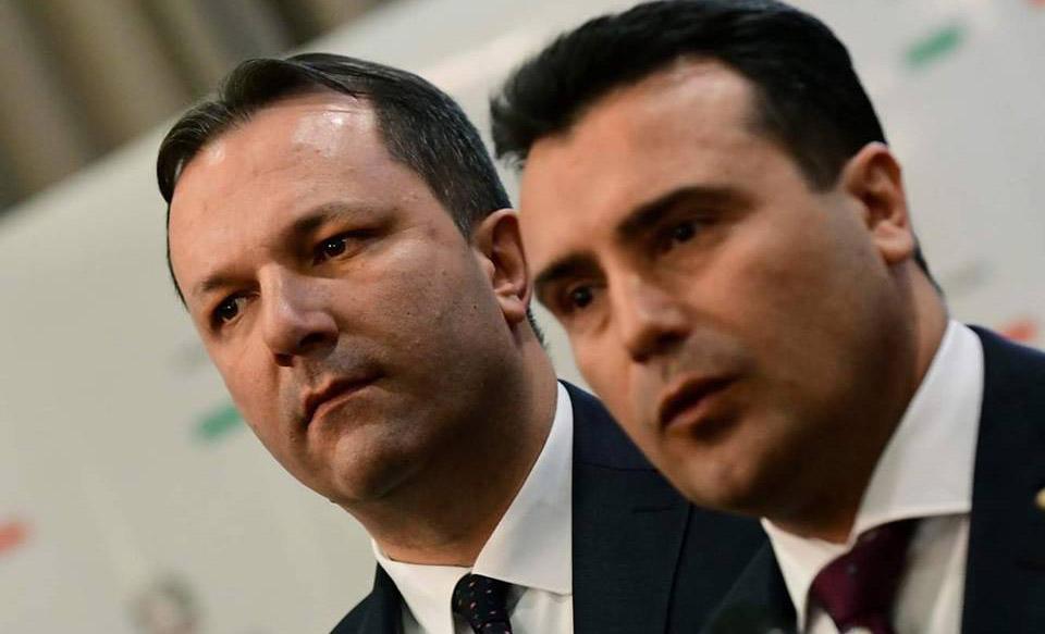 СПАСОВСКИ: Во СДСМ за коалиција разговараме со партии со тн. албански предзнак, но и на Србите, Роми, Власи и Бошњаци