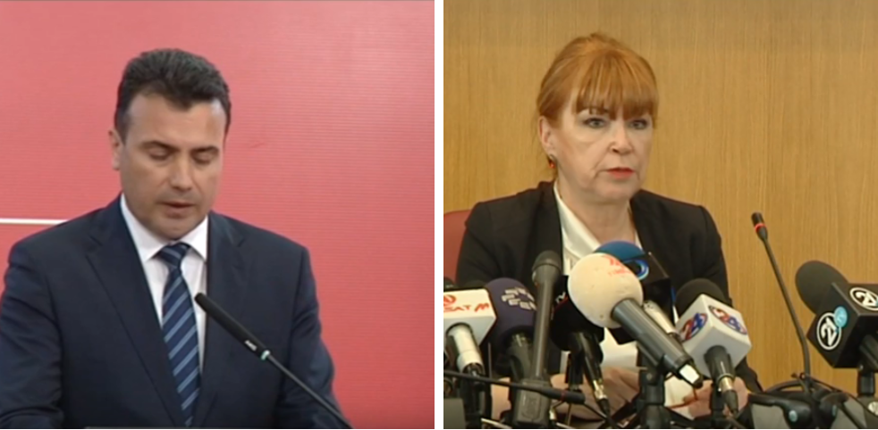 НОВ ЗАКОН: Заев предложи новото СЈО да влезе во ЈО со Вилма Русковска наместо Катица Јанева, што е неприфатливо за опозицијата