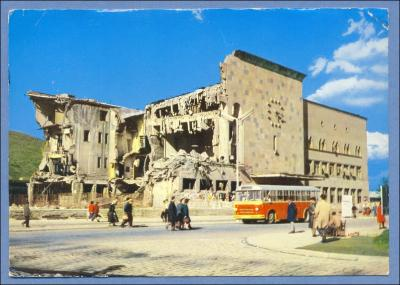 НА ДЕНЕШЕН ДЕН: Катастрофален потрес од 6,1 степен по Рихтер од Скопје привремено направи град без деца и без дом остави 200.000 жители