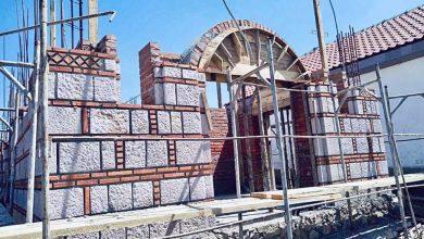 """Напредува изградбата на црковниот комплекс """"Св.Пантелејмон"""" на Голак"""