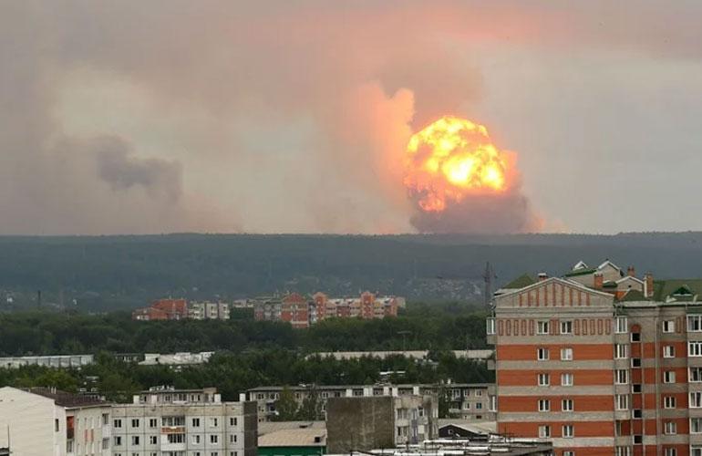 Русија: Радијацијата во Северодвинск, сепак, е зголемена и наредено е евакуација