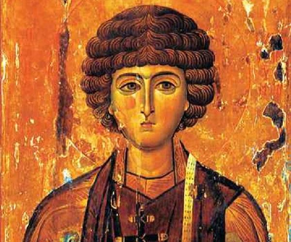 КАЛЕНДАР НА МПЦ: Денеска е Св. великомаченик Пантелејмон
