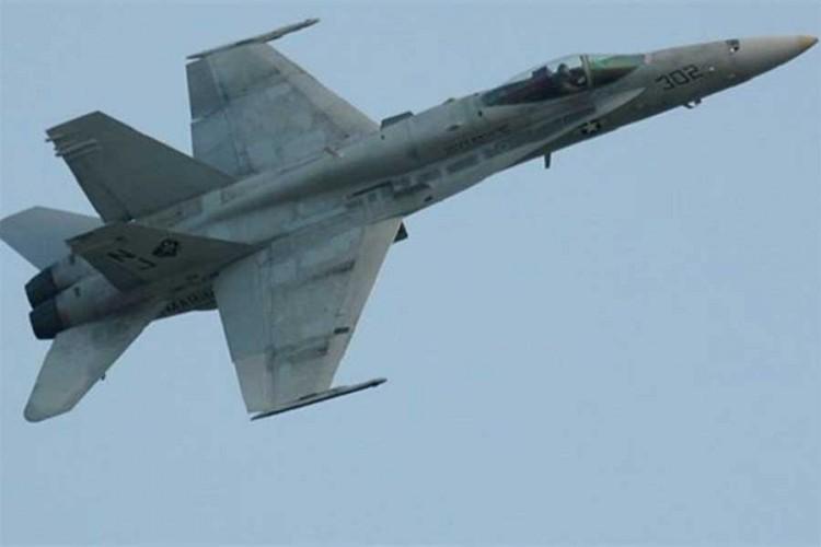 Шпанија: Се урна воен авион в море