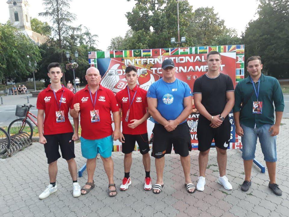 Турнир: Тројца македонски боксери на Врбас 2019