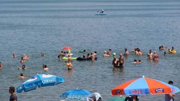 Топлотен бран: Водата во Дојранско како од бојлер со 30,8 степени