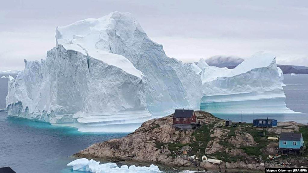 Денешната состојба на Гренланд научниците ја очекувале дури во 2070 година