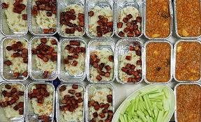Месец на хуманост: 300 оброци за тие што немаат храна