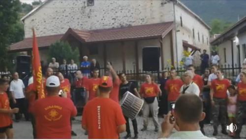 (видео) НАРОДОТ ТАКА ГО СЛАВИ ИЛИНДЕН: Во Теово повеличествено отколку траорот во Пелинце, Крушево и во Скопје