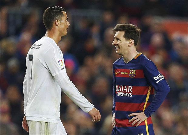 Роналдо: Меси изнервиран од победата на Реал во ЛШ, а јас од нивните трофеи во Примера