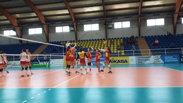 Балканско првенство: Македонските одбојкарки против БиХ во второто коло