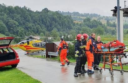 Невреме во Полска, има загинати и повредени