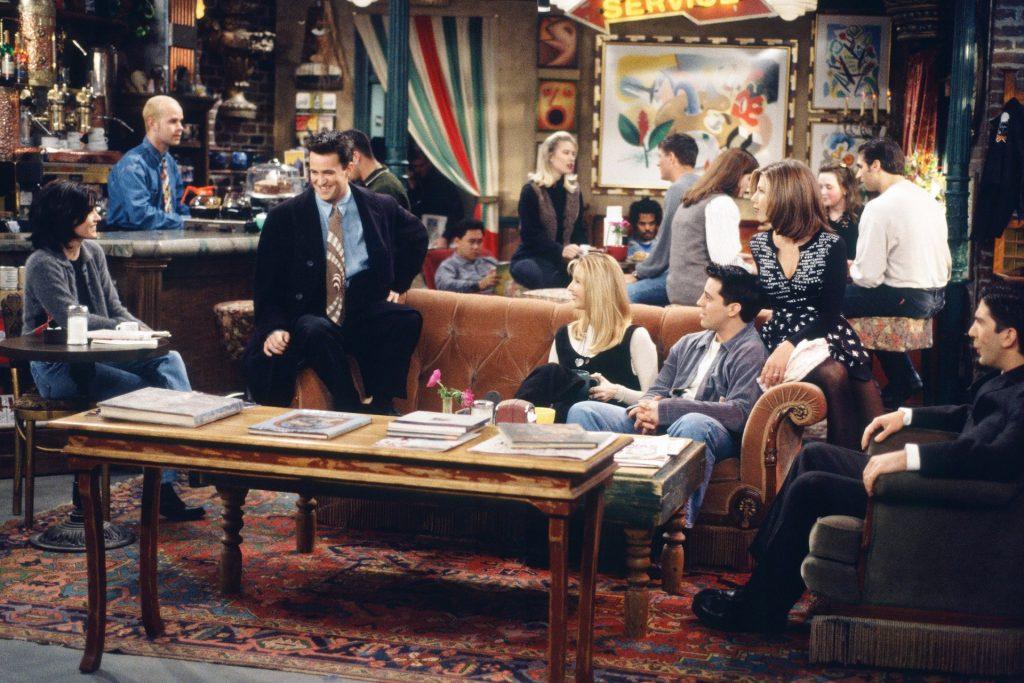 """ТВ серија: """"Пријатели"""" слават 25-годишнина, обожавателите ќе видат најсмешни мигови"""